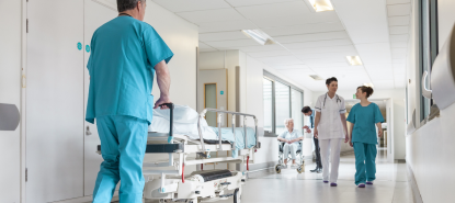 Le métier d'infirmier évolue, la formation aussi