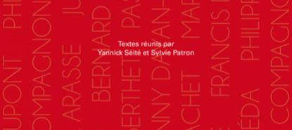 couverture de la revue Textuel une anthologie
