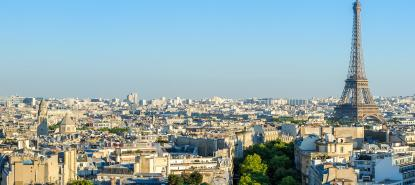 Vue de Paris
