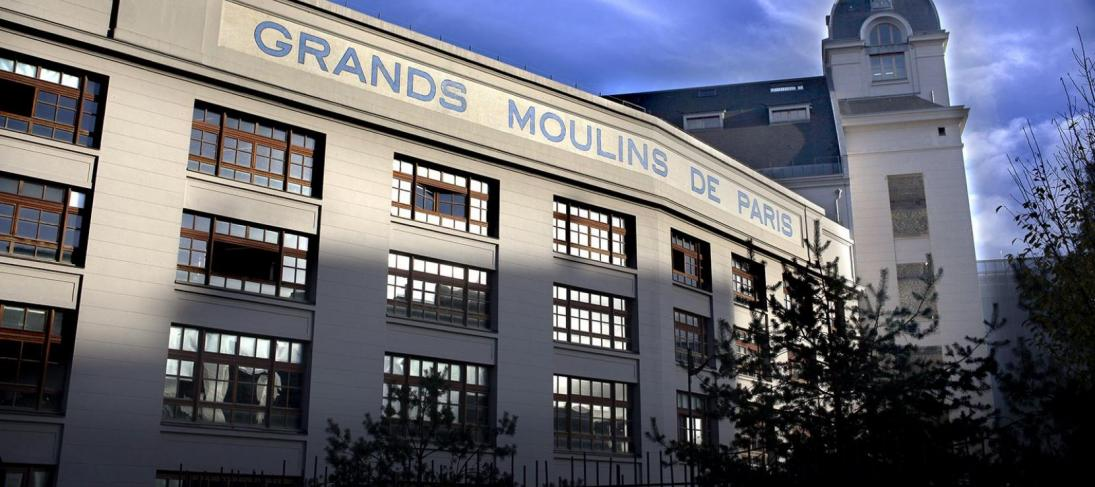 Grands moulins de Paris