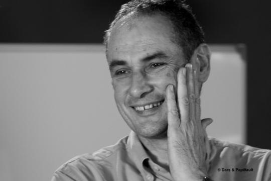 Portrait Pierre Binétruy